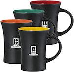 10oz Dakota Ceramic Mugs